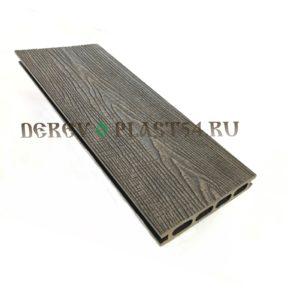 Террасная доска (149*23,5*4000)  пустотелая, шовная, с 3D-тиснением