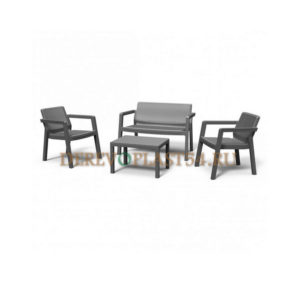 Emily Patio Set with cushions